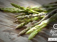 Bianco Sale Banqueting e Catering Trofie con punte di Asparagi